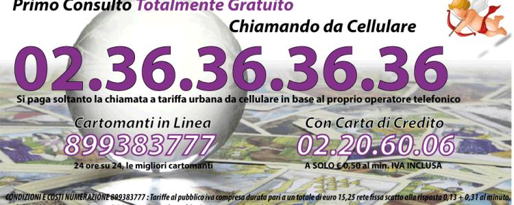 Consulti di Cartomanzia Gratis