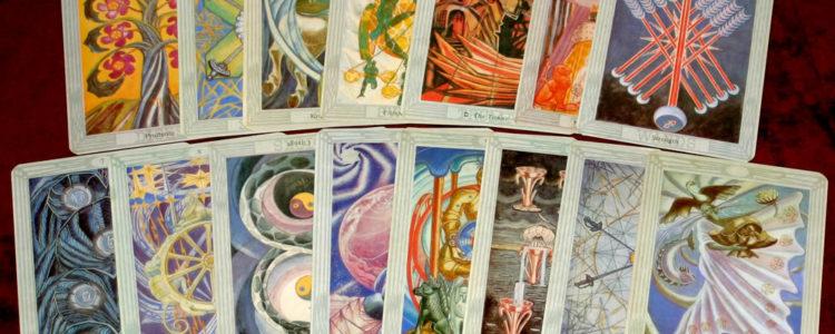 Aleister Crowley: i Tarocchi con nuova struttura di pensiero